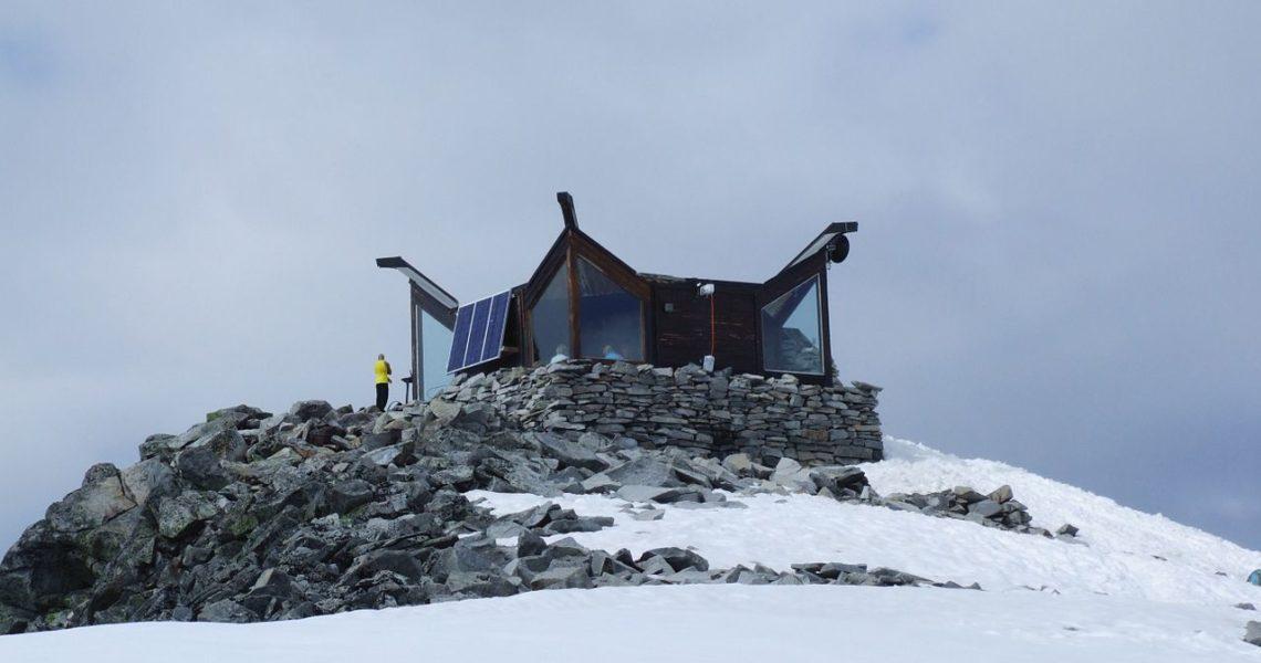 Knut Voles hytte