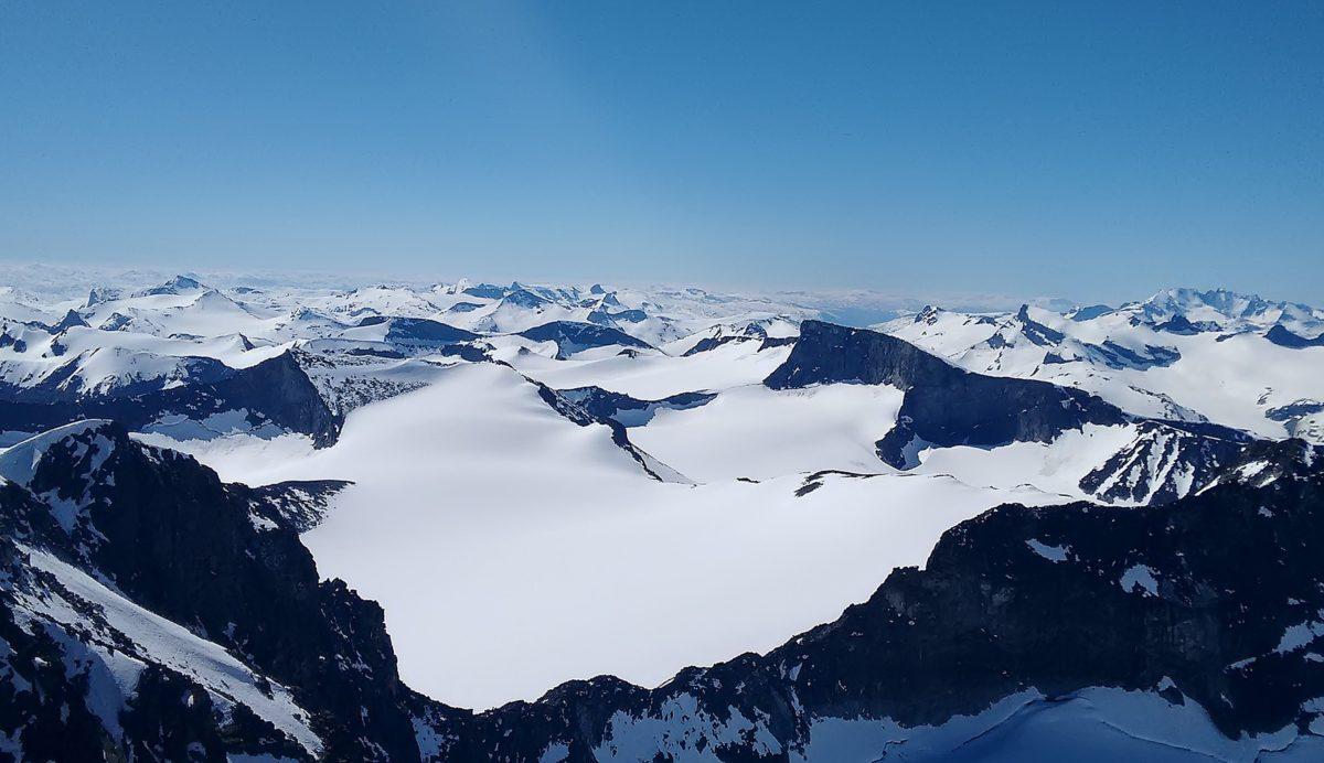 Jotunheimen mountains Norway