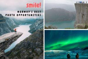 Norway's 10 Best Photo Opportunities