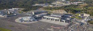 The New-Look Bergen Airport