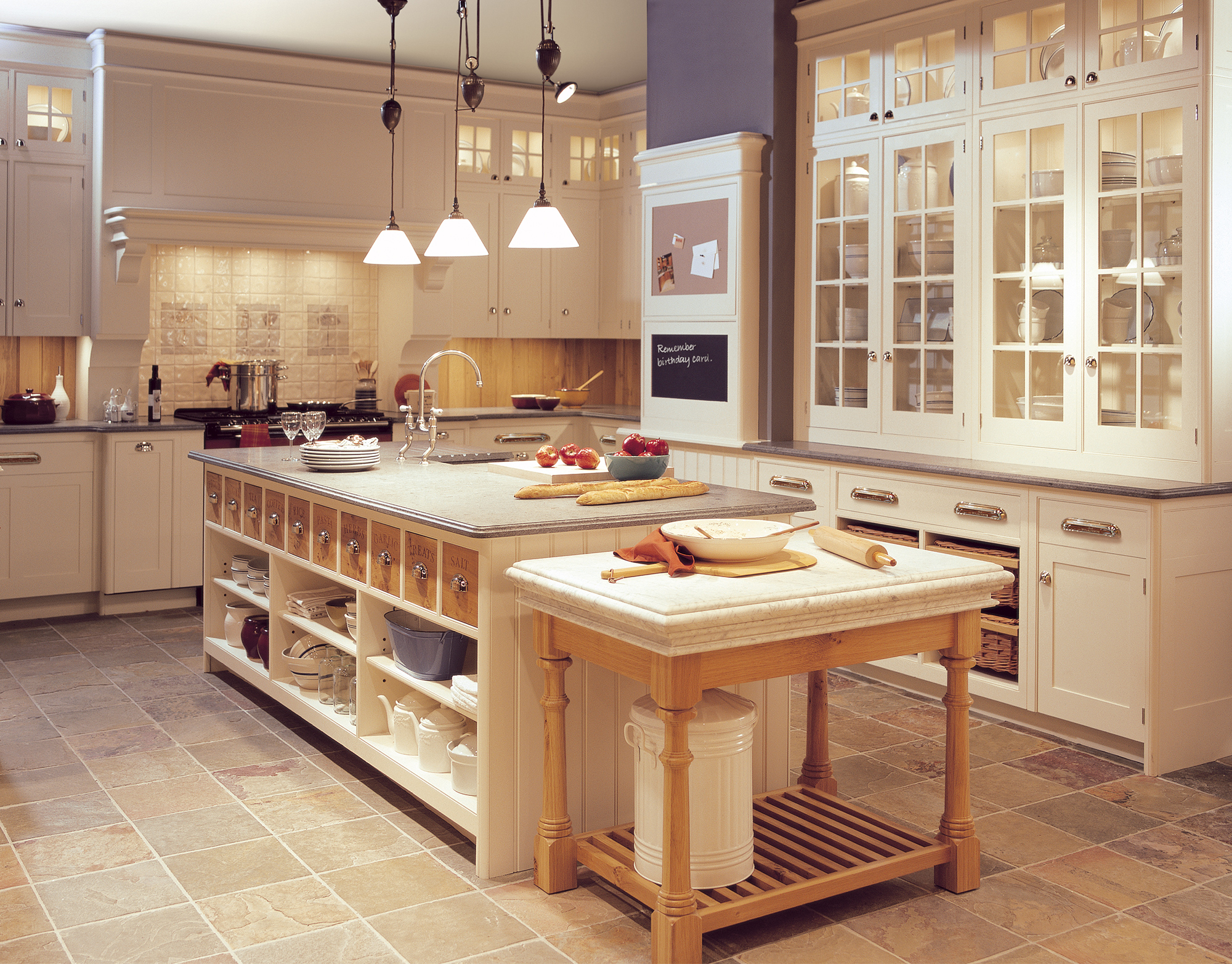 Luxury bespoke kitchens new england collection mark wilkinson Baker group kitchen design