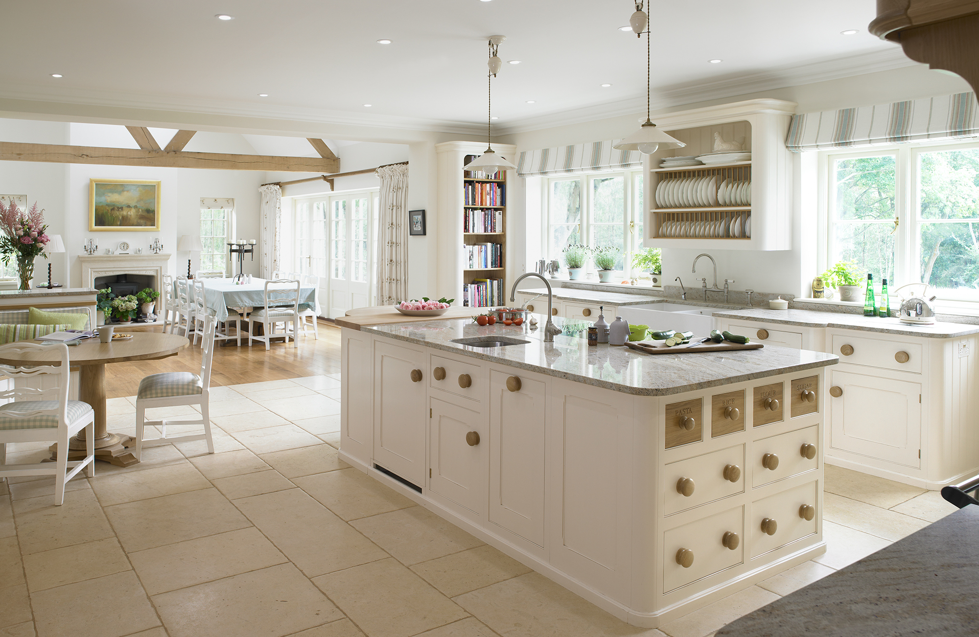 Luxury Bespoke Kitchens The Cook s Kitchen