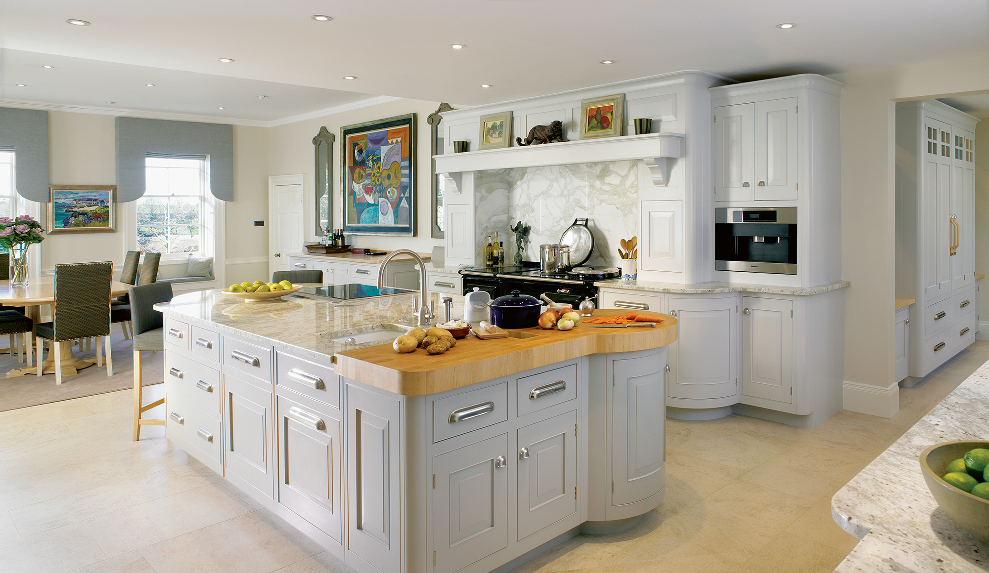 Mark wilkinson furniture collection english classic kitchen 7