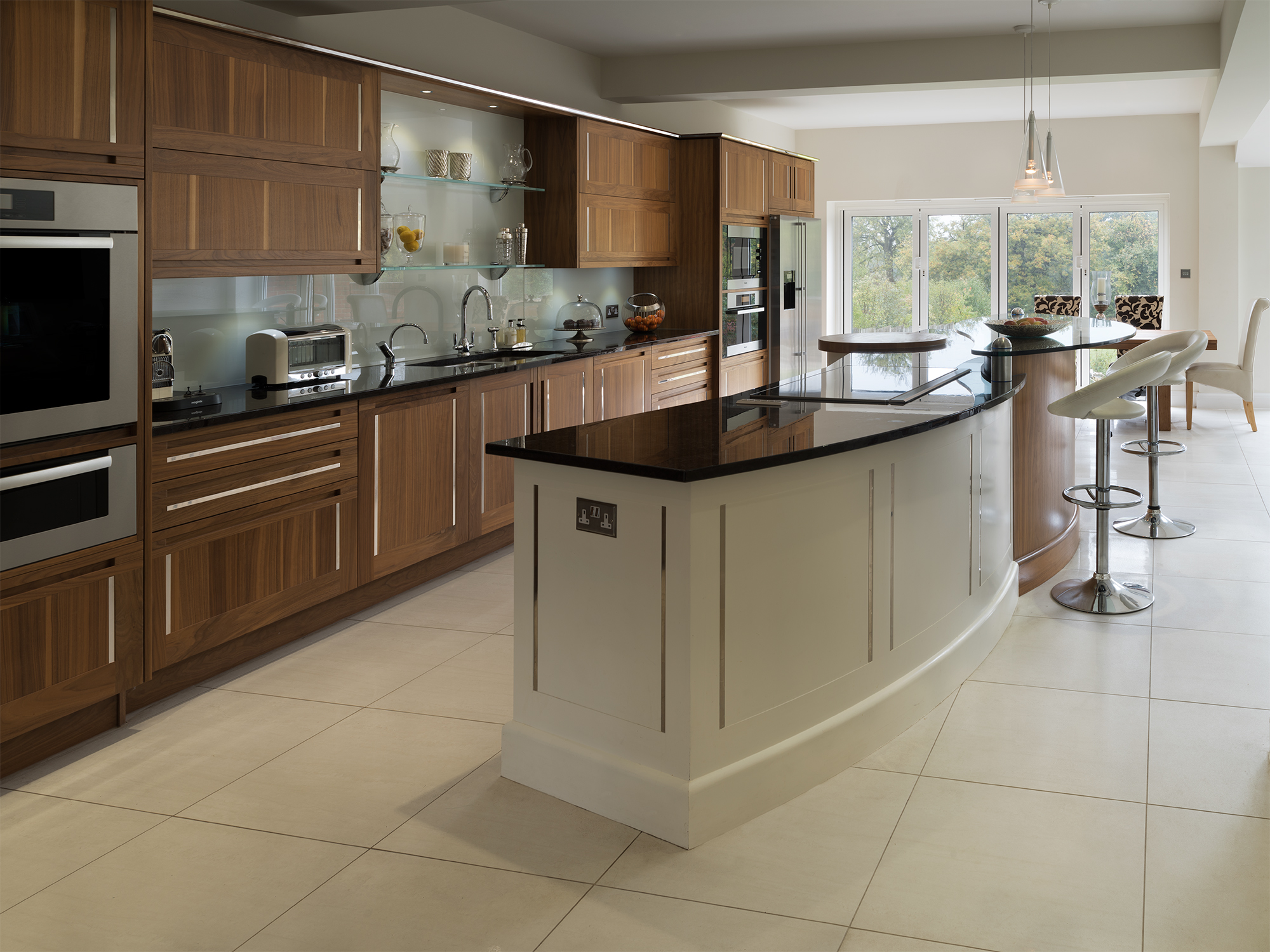 Mark wilkinson furniture collection newlyn kitchen 2