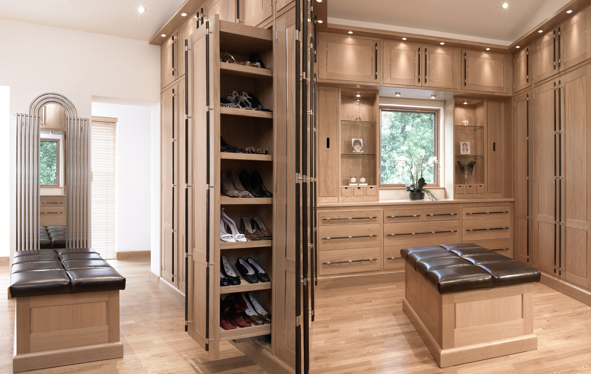 Luxury Dressing Room Design & Fitting  Mark Wilkinson