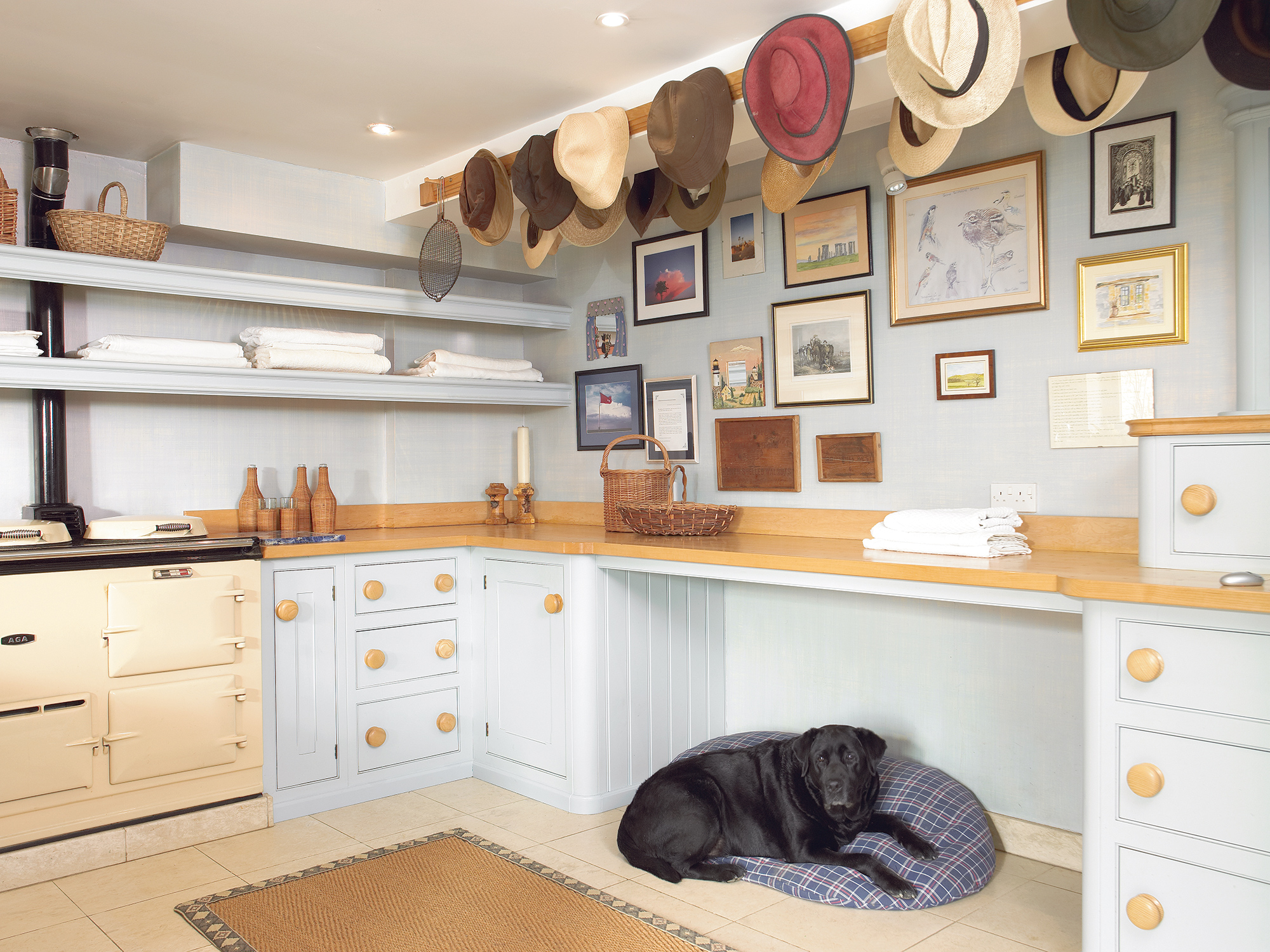Mark wilkinson furniture collection all house utility rooms tack room