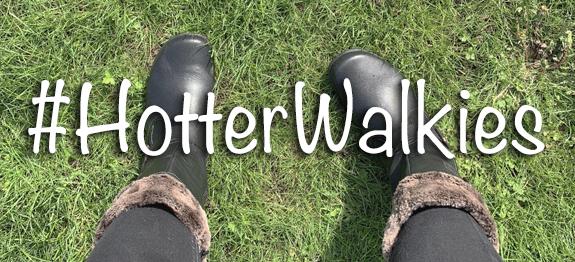 Hotter Walkies