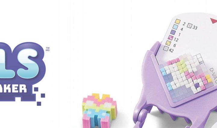review of Pretty Pixels Eraser Maker