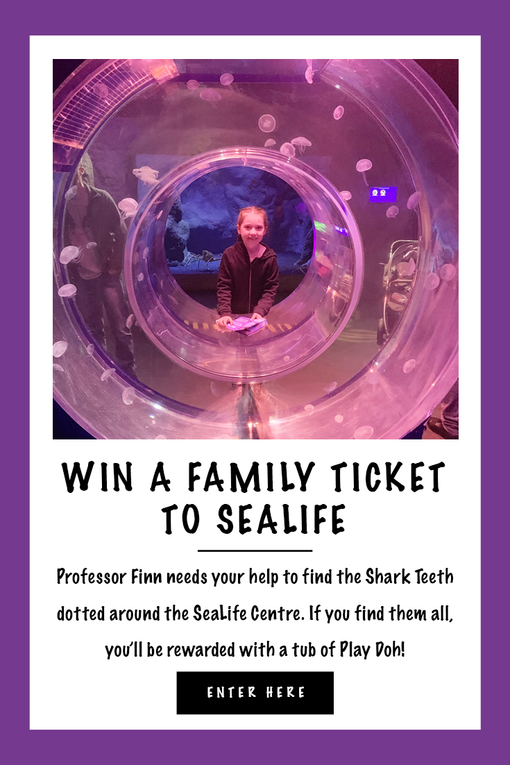 win sealife tickets