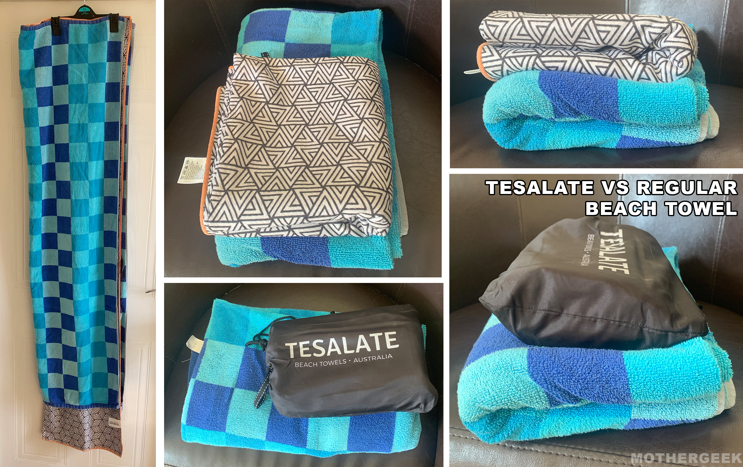 Tesalate Sand-Free Towel