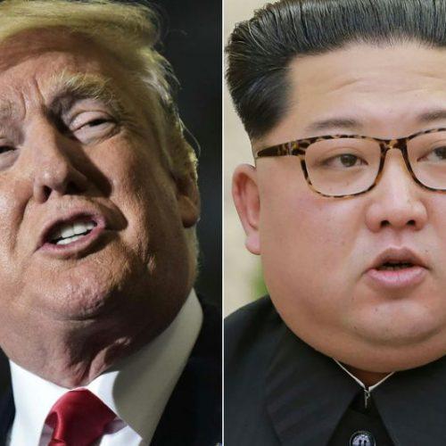 Trump says North Korea summit could be delayed