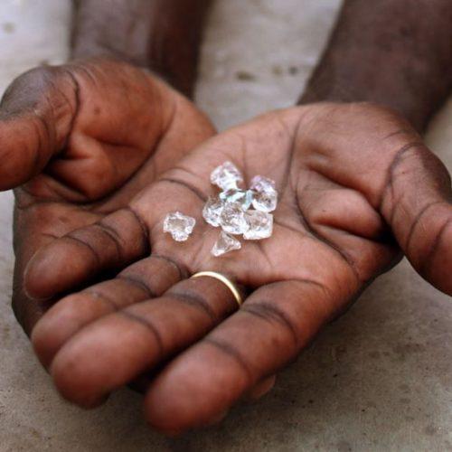 Mnangagwa: New State diamond miner has failed, communities not benefiting