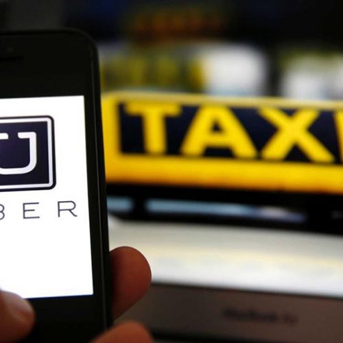 Pair escape as Uber plunges into sea in Cannes; still charged for trip