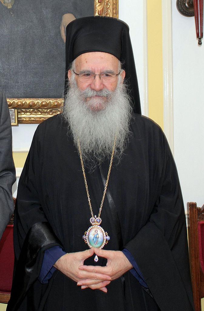UK Greek Cypriot community mourn the loss of Archbishop Gregorios 2