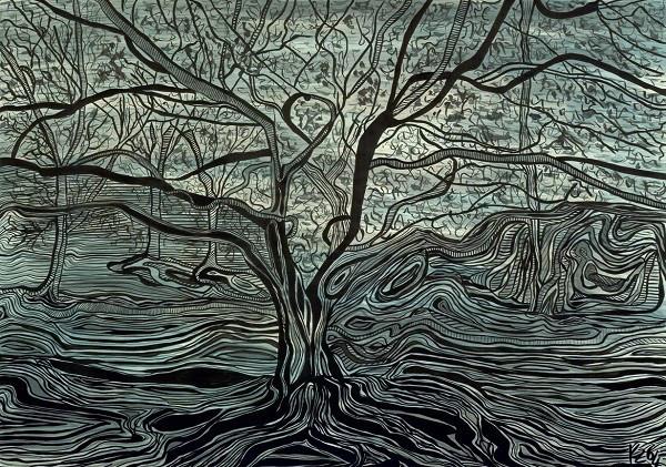 Kerry Zacharia - Landscape Blues 02.06.2016