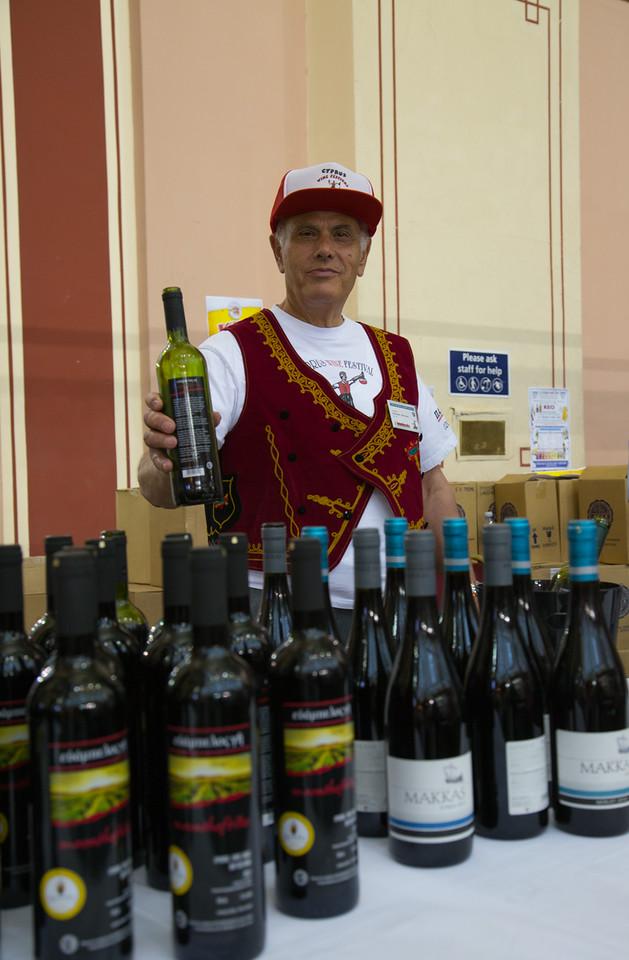 Wine Tasting - Matsoukas
