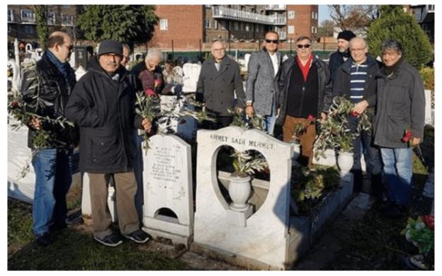 Remembering Ahmet Sadi 1
