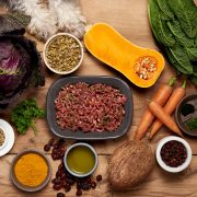 Poppy's Picnic Raw Dog Food Ingredients