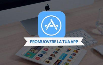 Come promuovere la propria App