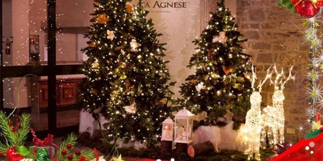Natale Terme Santa Agnese