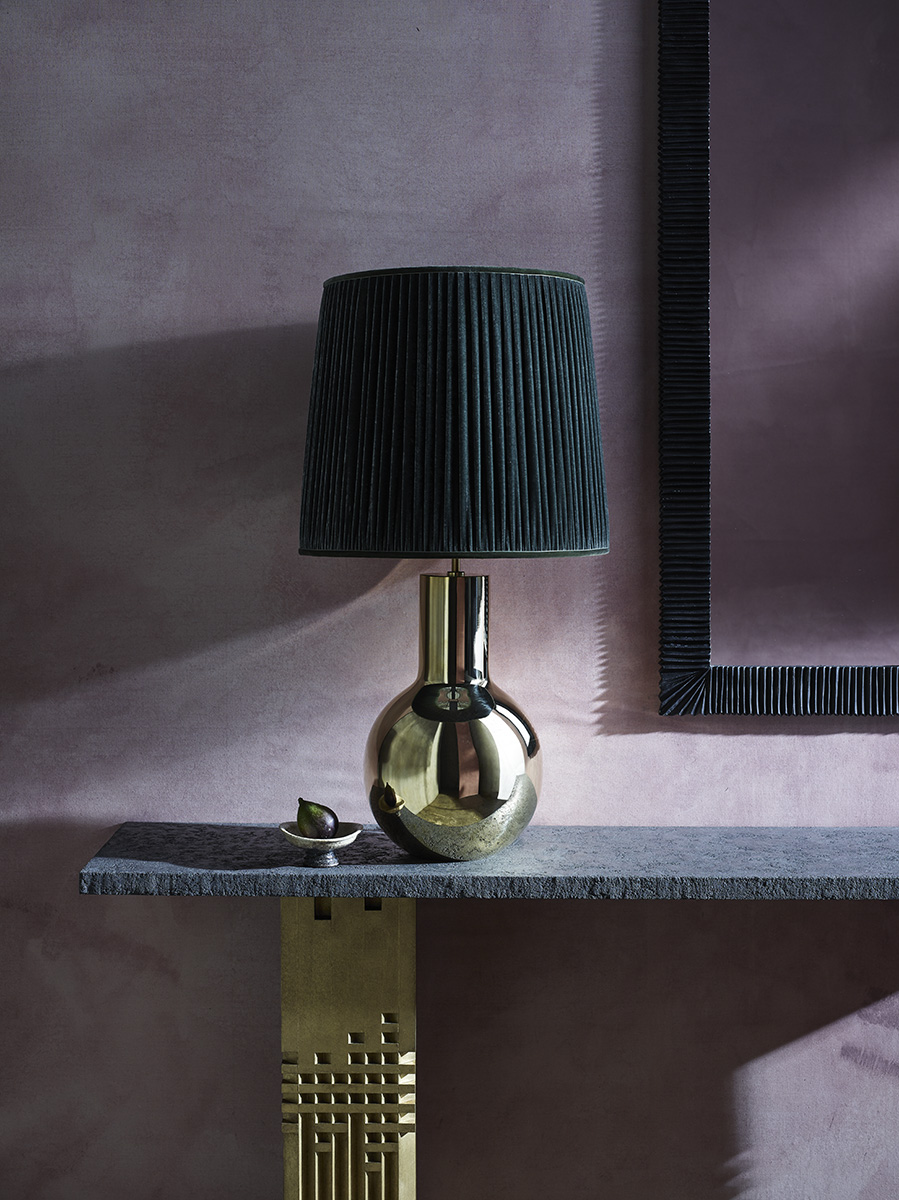 Table L&s & Porta Romana | Luxury Lighting and Furniture | Made in Britain azcodes.com