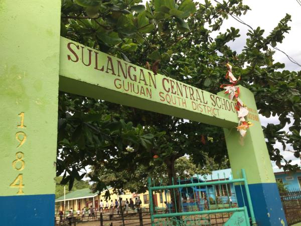 Sulangan Elementary School