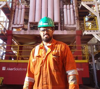 Seadrill Careers Allan Dorea