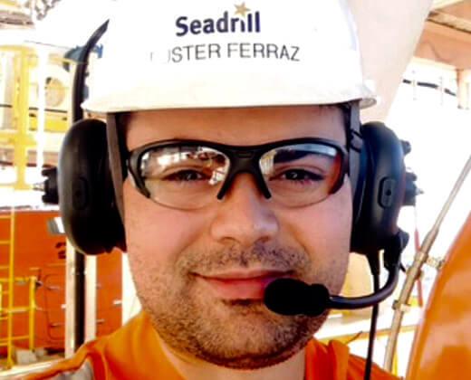 Seadrill Careers Buster Ferraz