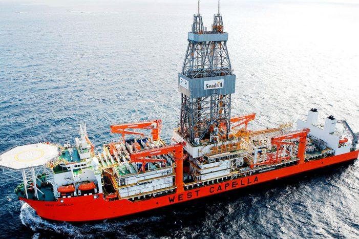 Seadrill Careers Capella Mar
