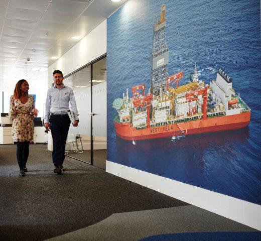 Seadrill Careers Corridor