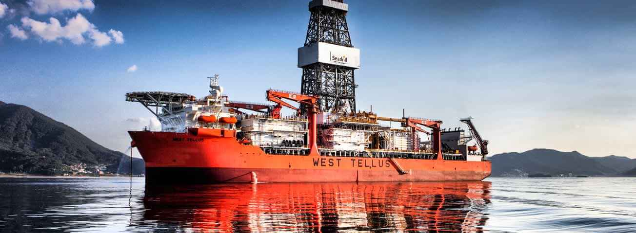 Seadrill Careers Hero Drillship Two