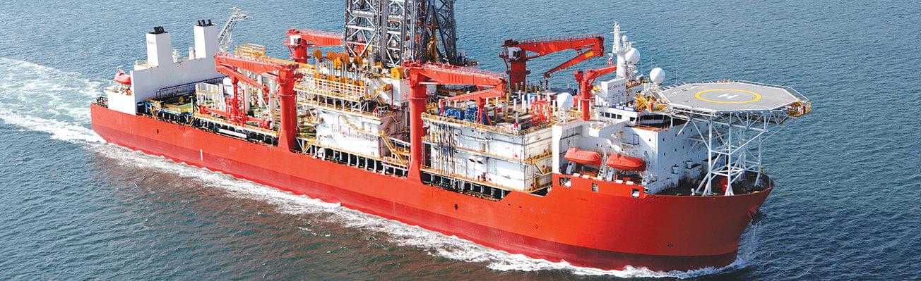 Seadrill Careers Hero Drillship