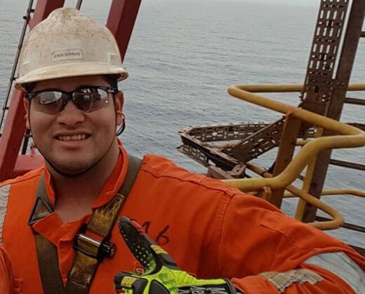 Seadrill Careers Jobson Frias