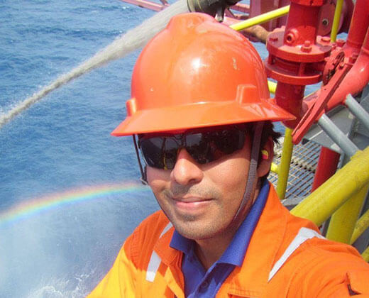 Seadrill Careers Marco Rivera