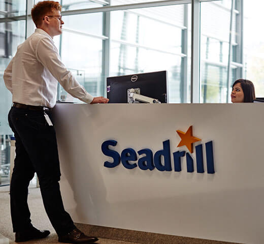 Seadrill Careers Reception