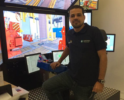 Seadrill Careers Rodrigo Amorim