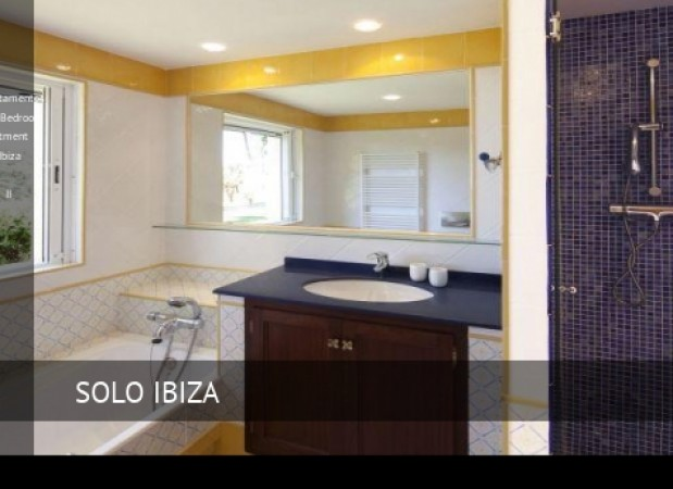 Apartamentos Five-Bedroom Apartment in Ibiza with Pool II, opiniones y reserva