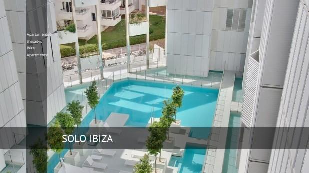 Apartamentos thesuites Ibiza Apartments, opiniones y reserva