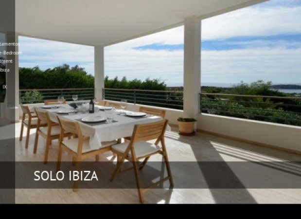 Apartamentos Three-Bedroom Apartment in Ibiza with Pool IX, opiniones y reserva