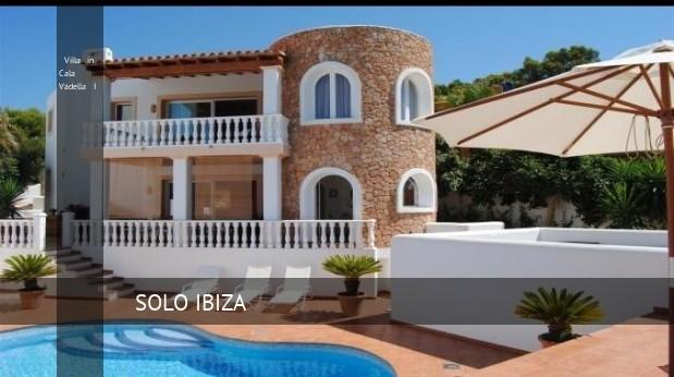 Villa in Cala Vadella I, opiniones y reserva