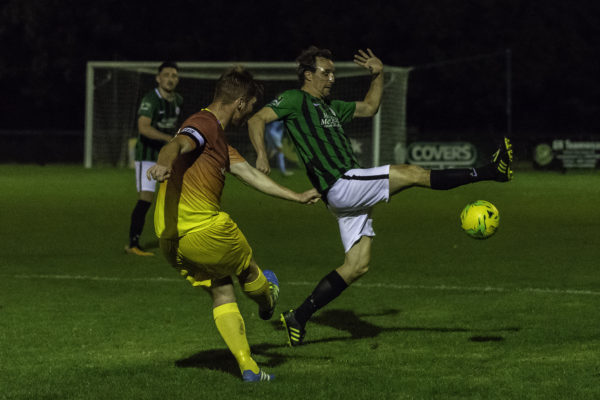 Highlights: BHTFC 0 Wingate & Finchley 1