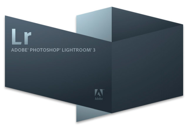 Lightroom Splash Screen