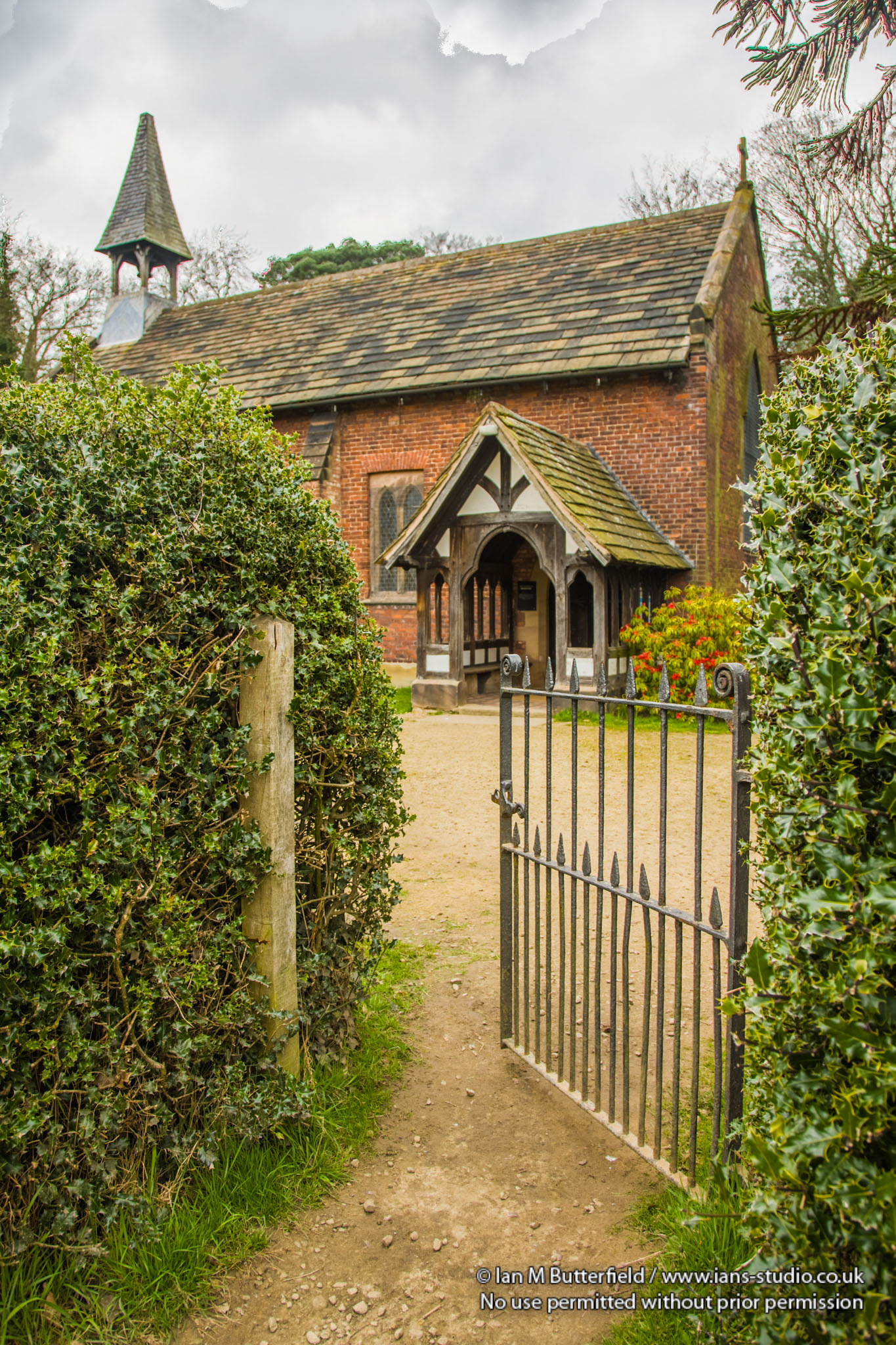Norcliffe Chapel (HDR Images)