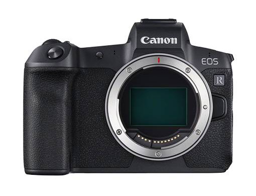 BLOG 6 Sep 2018: It's here at last! (thoughts on the Canon EOS R)