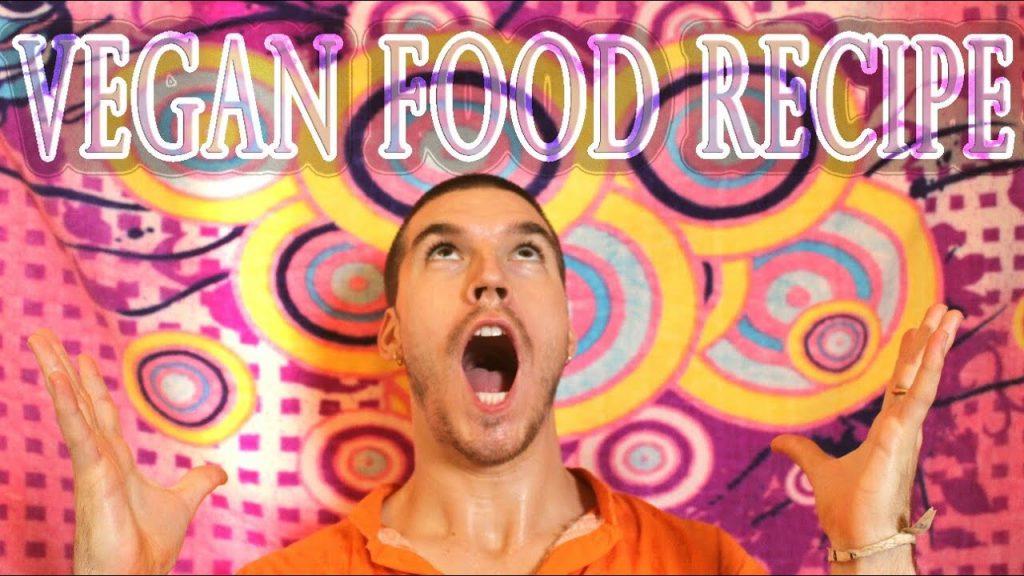 Vegan Food Recipe 2: Healthy Dessert Drink