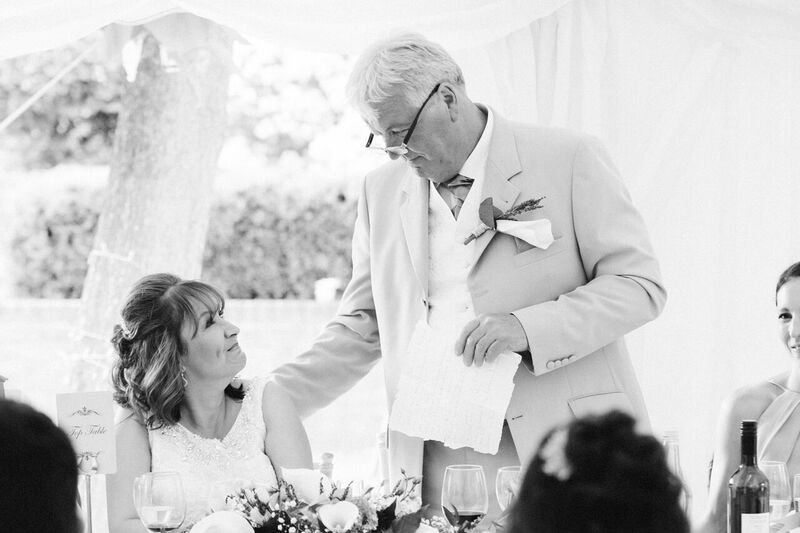 Weddingly Top Tips for Creating a Touching Wedding Toast