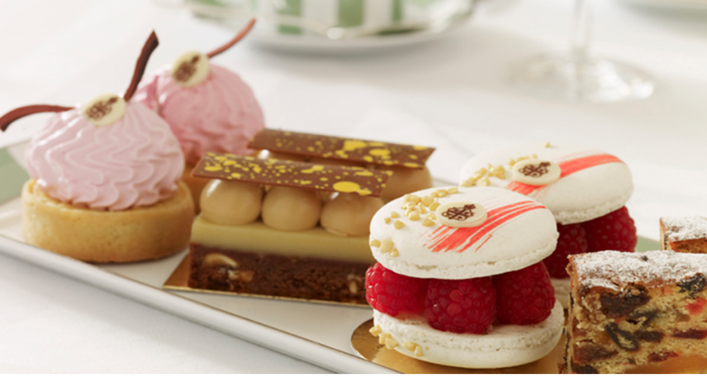 Weddingly Top 7 Afternoon Tea locations for your Hen Day in London