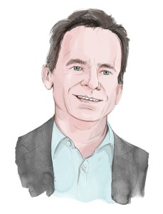 Liam Smeeth caricature