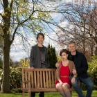 The Guilty - Tamsin Greig as DCI Maggie Brand, Katherine Kelly as Claire Reid and Darren Boyd as Daniel Reid