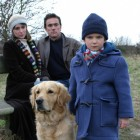 After Thomas - Keeley Hawes as Nicola, Ben Miles as Rod, Andrew Bryne as Kyle, and Thomas